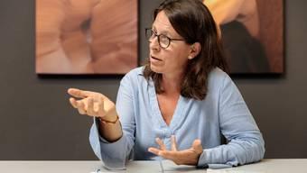 Will die Selbsthilfe im Kanton – und im Gesundheitssystem verankern: Kontaktstellen-Leiterin Regina Schmid.