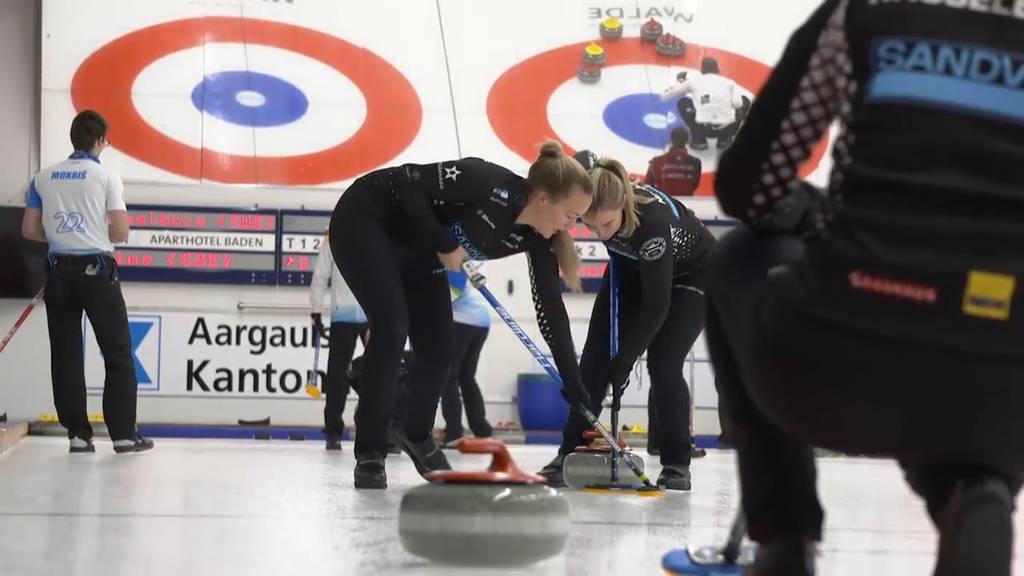 Aargau TopSport: Baden Masters - Curling