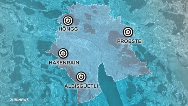 Zürich will 2 der 4 Schiessanlagen schliessen