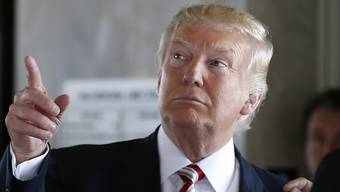 Donald Trump sorgt im US-Wahlkampf für etliche Skandale. (Archivbild)