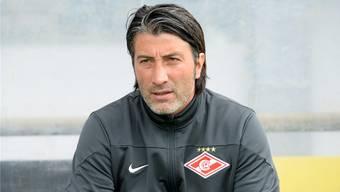 Zu Besuch beim Yakin & Yakin Cup: Murat Yakin wird um die Mittagszeit beim Jugendturnier anwesend sein.