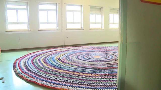 Grösster Teppich der Welt ist fertig