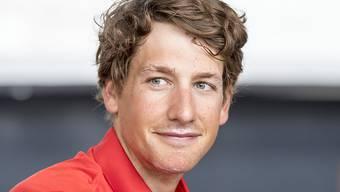 Der Schweizer Radprofi Stefan Küng ist der erste Leader der diesjährigen Tour de Suisse
