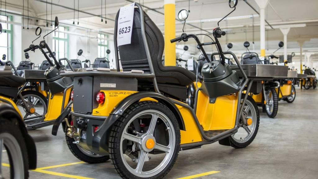 Schweizer Unternehmen recycletBatterien seiner E-Fahrzeuge in eigener Anlage