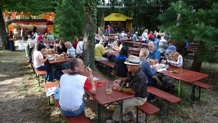 Waldfest, Urdorf