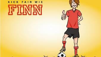 Fair bleiben: Finn zeigt, wie es geht: Nur fairer Sport ist echter Sport. (zvg)