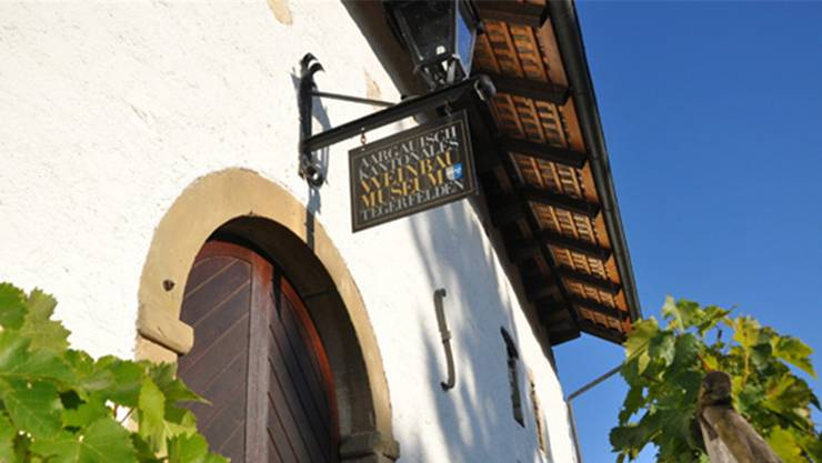 Durch eine weitere Legatstranche erhielt das Weinbaumuseum Tegerfelden letztes Jahr 532'500 Franken. Bild: zvg