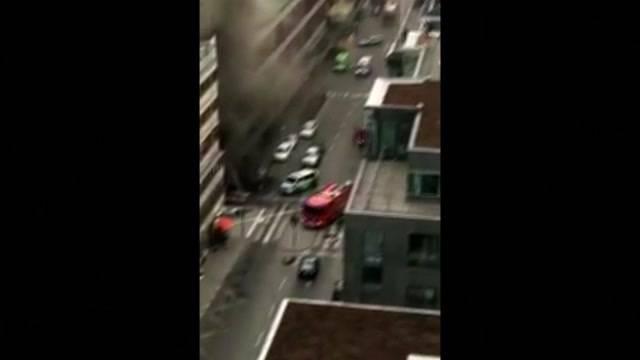 Terror und Tote in Stockholm