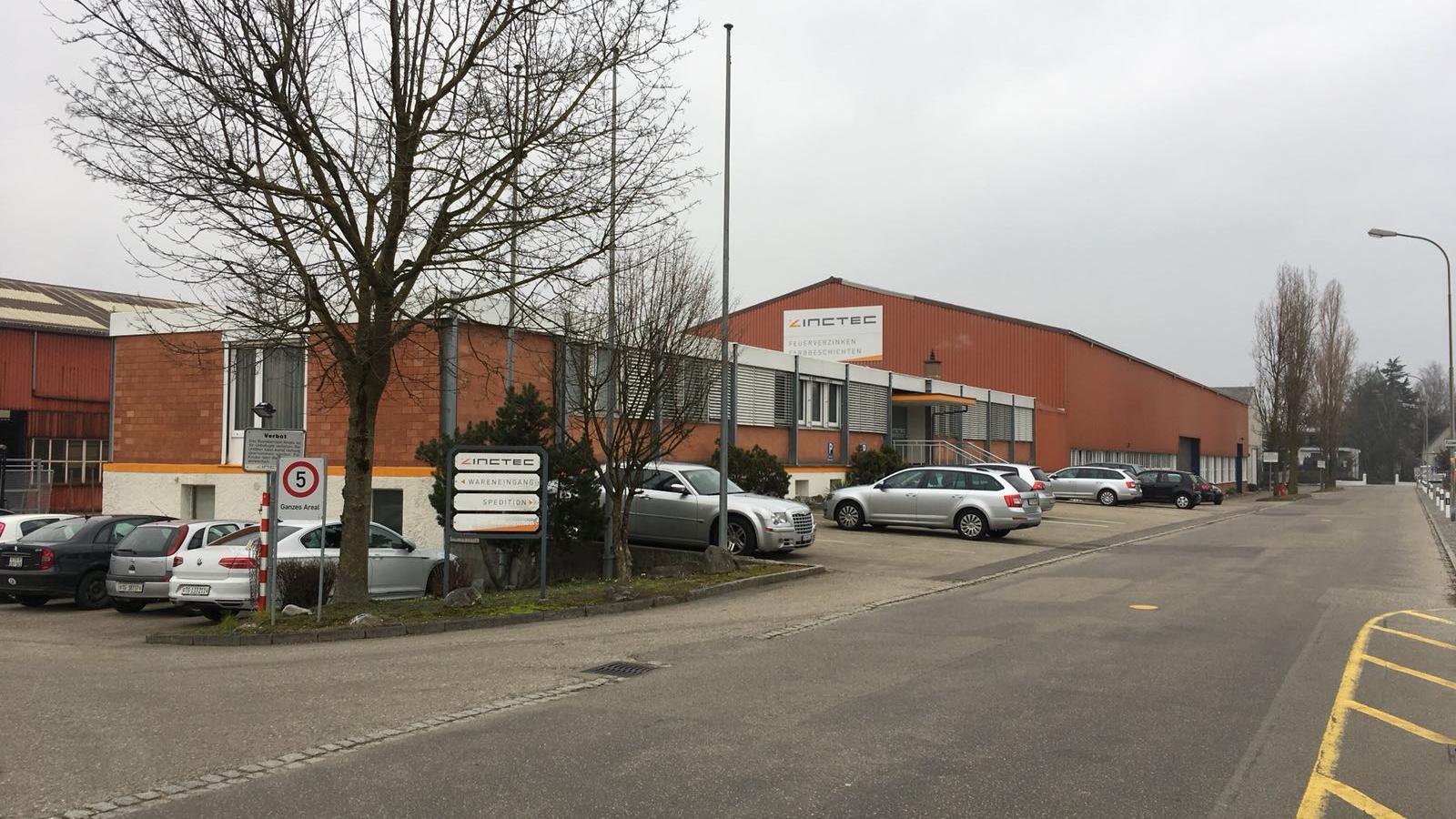 Zinctec ist der grösste Arbeitgeber in Egnach