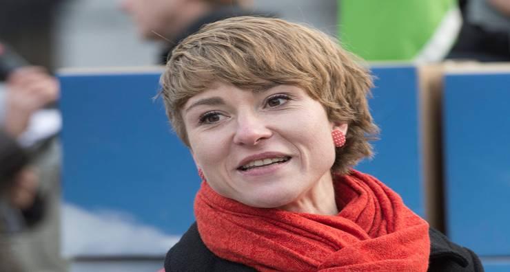 Irène Kälin steigt für die Grünen in den Ständeratswahlkampf. (Archiv)