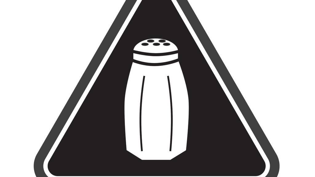 Wie ungesund ist Salz?