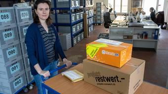 Projekt Restwert in Wangen bei Olten 17.04.2020