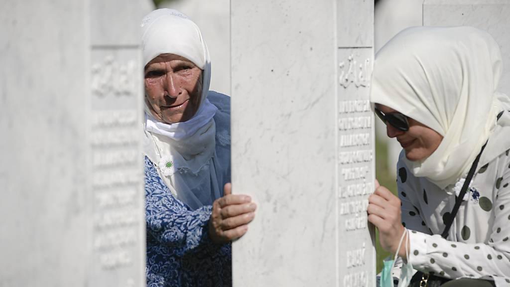 Leugnung von Srebrenica-Völkermord in Bosnien-Herzegowina strafbar