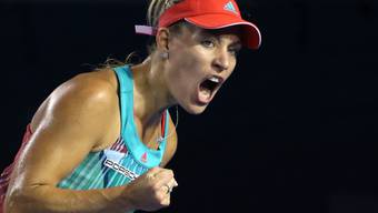 Australian Open Final 2016: Kerber schlägt Favoritin Williams