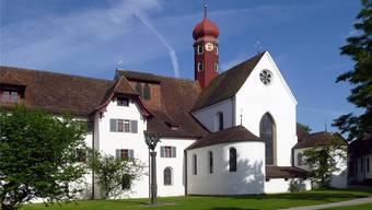 Die Klosterkirche Wettingen