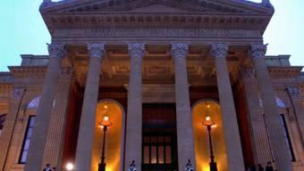 Auch das Opernhaus in Palermo steht unter Aufsicht (Archiv)
