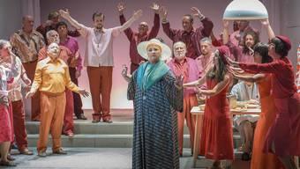 Gedrängte Szenen wie aus der Donizetti-Oper «La Fille du Régiment» im vergangenen Jahr am Theater Orchester Biel Solothurn, sind zur Zeit nur schwer umsetzbar.