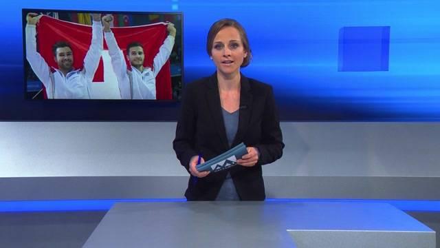 Schweizer Doppelsieg an Kunstturn-EM