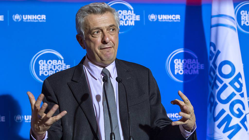 Filippo Grandi, Chef des Uno-Flüchtlingshilfswerks (UNHCR), hat die Weltgemeinschaft schon früher dazu aufgerufen, das Asylrecht im Kampf gegen Covid-19 nicht auszusetzen. (Archivbild)