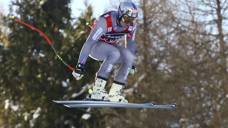 Alexis Pinturault - der Favorit auf den Sieg in der Kombination