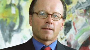 Der ehemalige Asbest-Produzent Stephan Schmidheiny (Archiv)