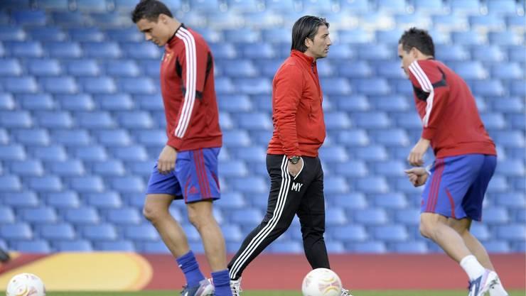 Yakin und die Degens: «Ich muss feststellen, dass andere Spieler einen konstanteren Beitrag zur Mannschaftsleistung beitragen.»