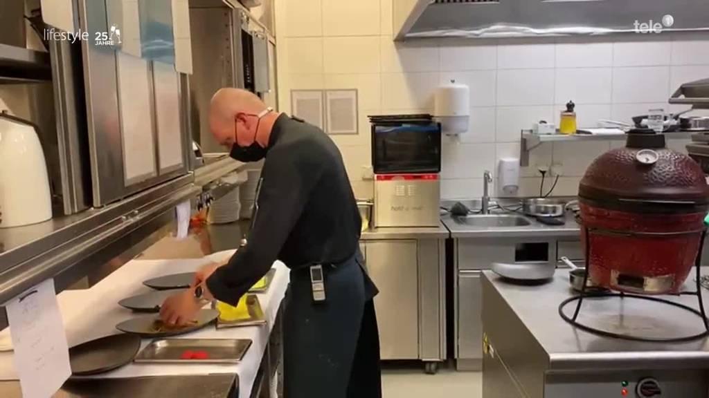 Punktekoch Pascal Kleber zeigt seinen Lifestyle