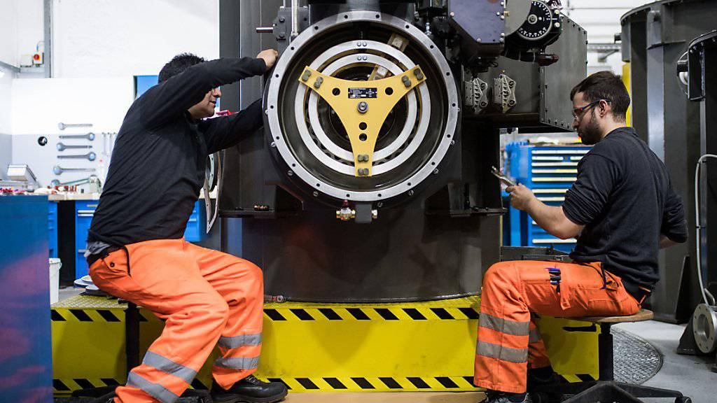 SBB präsentieren Industrieplan für neues Werk in Bellinzona