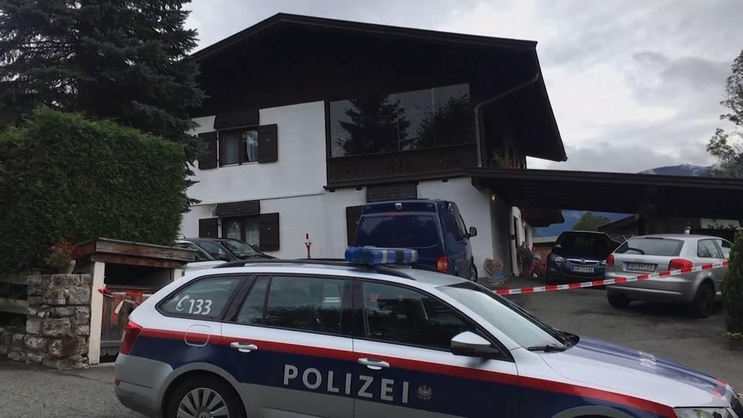 Fünf Tote in Kitzbühel: Mann löscht ganze Familie aus