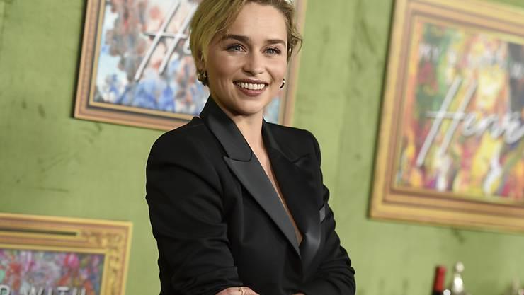 """Emilia Clarke übernimmt die Hauptrolle im neuen Weihnachtsfilm """"Last Christmas"""". Der Streifen soll 2019 in die Kinos kommen. (Archivbild)"""