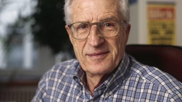 Regisseur Rolf Lyssy wird für sein Lebenswerk geehrt (Archiv)