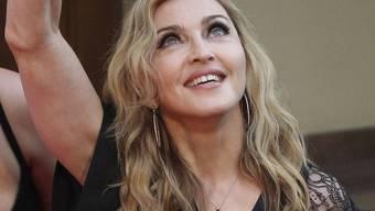 PUS-Popstar Madonna fordert in Moskau die Freilassung von Pussy Riot