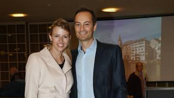 Fertig Geheimnis: Das ist der Verlobte von Karin Bertschi.
