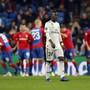 Real Madrids Vinicius Junior erlebte einen bitteren Abend vor eigenem Anhang