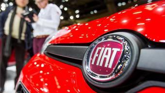 Fiat Chrysler stoppt die Produktion in Europa wegen des Coronavirus für zwei Wochen. (Archiv)