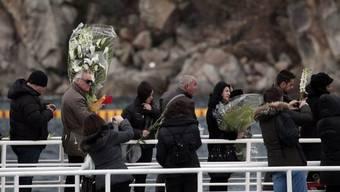 Vor einem Jahr sank das Kreuzfahrtschif «Costa Concordia»