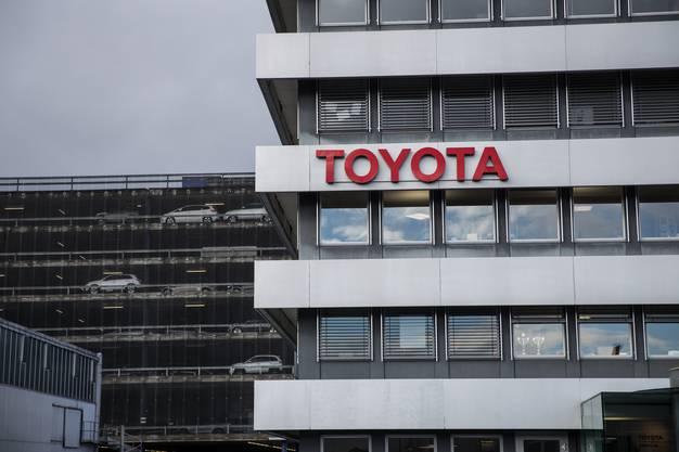 2008 kamen die ersten Markenpavillons in Safenwil zu stehen. Den grössten erhielt Toyota.