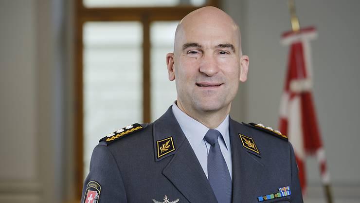 Thomas Süssli, Chef der Schweizer Armee, will den Frauenanteil in der Armee bis 2030 auf 10 Prozent anheben. (Archivbild)