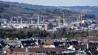 Die Organisation des Immobilien-Managements im Kanton Zürich wird restrukturiert. (Symbolbild)