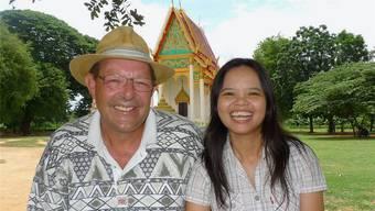 Von Veltheim nach Thailand: Lanee und Hans-Jörg Jäger haben in Asien eine neue Heimat gefunden. SRF