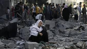 Zerstörung und Verzweiflung im Gazastreifen