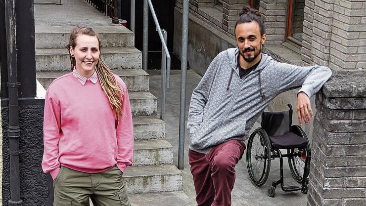 Michaela Ortlepp und Oliver Badrzadeh hauchen dem Pic nun wieder Leben ein.