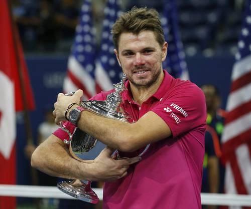 Grand-Slam-Titel: Gut aufgehoben bei Schweizern.
