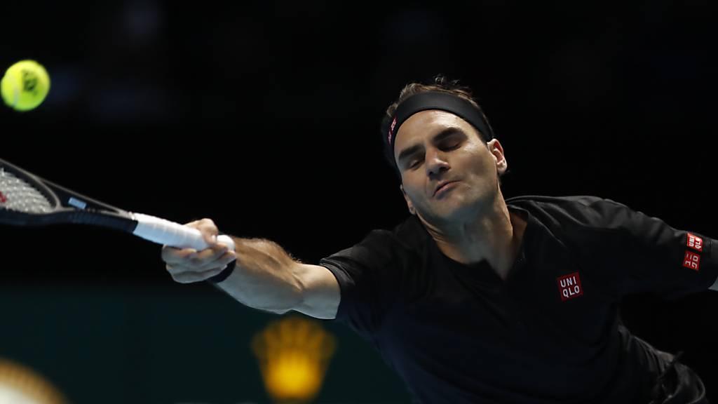 Federer verliert sein Auftaktspiel gegen Thiem