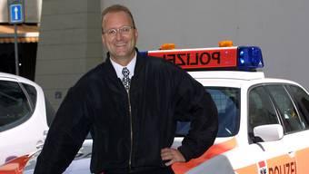 Der Aarauer Polizeichef Daniel Ringier hat sich korrekt verhalten. (Archiv)