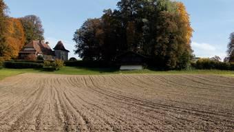 Das Schloss, der Park und die umgebende Landwirtschaftszone sollen als Einheit erhalten bleiben.