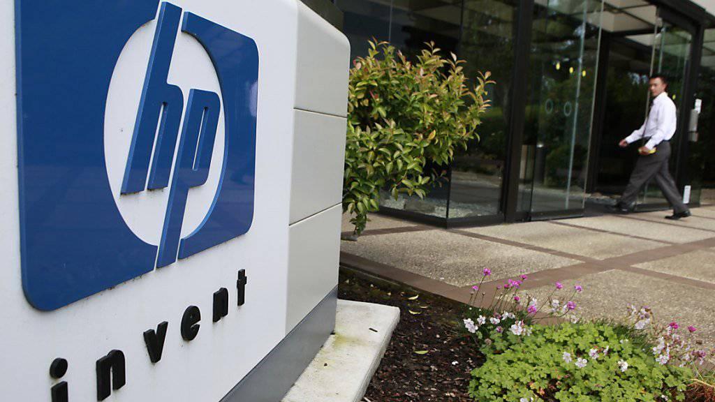 Ob auch HP-Angestellte in der Schweiz vom jüngsten Stellenabbau betroffen sind, ist noch unklar. (Archivbild)