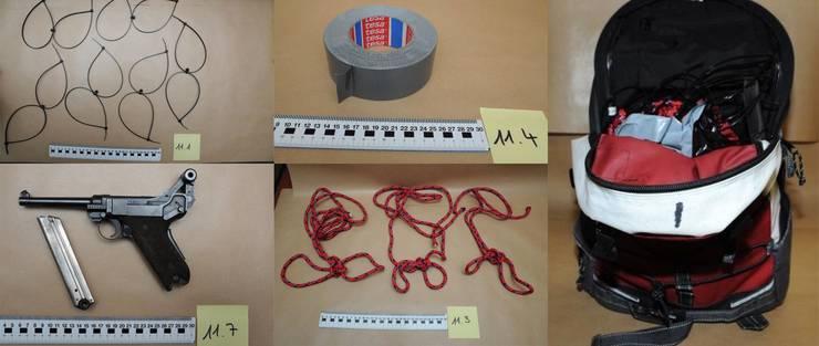 Ein Fall fürs Museum? Die Kantonspolizei Aargau hat Interesse an den Gegenständen, die im Fall Rupperswil sichergestellt worden sind. Die Staatsanwaltschaft hatte beantragt, die Beweise und Spuren zu vernichten.