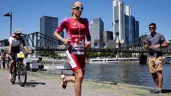 Daniela Ryf geht diese Saison unter anderem in Zürich an den Start.