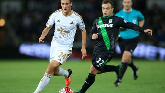 Shaqiris positive Serie mit Stoke